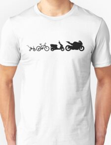 evolution motobikes Unisex T-Shirt