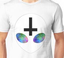 Alien Cross Unisex T-Shirt