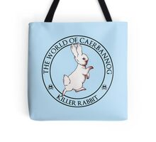The Tale of the Killer Rabbit Tote Bag