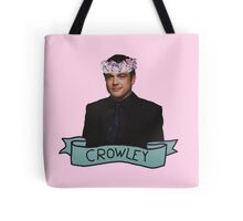 Crowley, the king of hell Tote Bag
