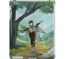 Slay on a walk iPad Case/Skin
