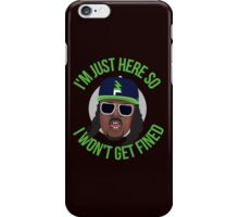 Marshawn Terrell Lynch : Beast Mode  iPhone Case/Skin
