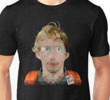 MATT (RADAR TECHNICIAN) LOW POLY Unisex T-Shirt