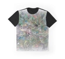 The Atlas Of Dreams - Color Plate 34 Graphic T-Shirt
