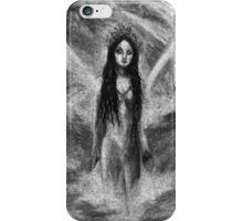 La Luna Dark Angel Goth Fantasy Art iPhone Case/Skin