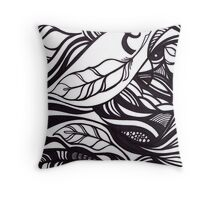 Throw Pillow #4 Throw Pillow