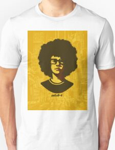 At the Drive-In (text version) Unisex T-Shirt