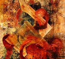 Abstract Abstractions ~ Primitive Fight. by nawroski .