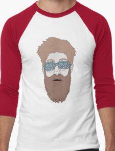 beautyboy Men's Baseball ¾ T-Shirt