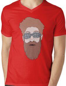 beautyboy Mens V-Neck T-Shirt