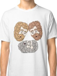 3 friends Classic T-Shirt