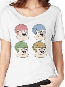 4twins Women's Relaxed Fit T-Shirt