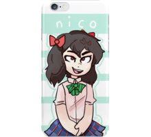 nico yazawa phone case iPhone Case/Skin