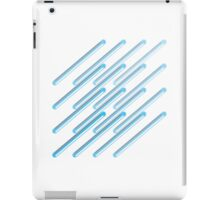 Isometric composition 3 iPad Case/Skin