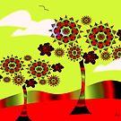 Ah Spring by IrisGelbart