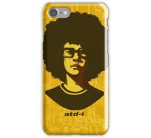 At the Drive-In (text version) iPhone Case/Skin