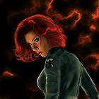 Natasha by dextrahoffman