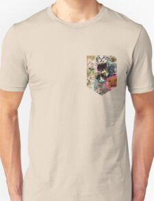 POCKET PUSSIES Unisex T-Shirt