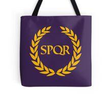 Camp Jupiter - SPQR Tote Bag