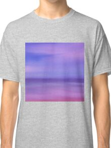 Where The Sky Meets The Ocean Classic T-Shirt