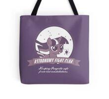 Twilight Sparkle's Astronomy Fight Club Tote Bag