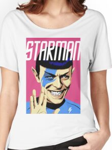 Starman Women's Relaxed Fit T-Shirt