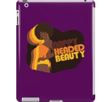 """""""Nappy Headed Beauty"""" iPad Case/Skin"""