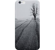 emptiness iPhone Case/Skin