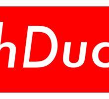 SuhDude Sticker (Preme x Getter) Sticker
