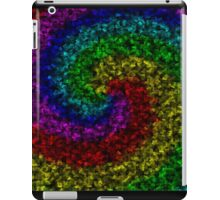 iPad Rainbow Spiral Case iPad Case/Skin