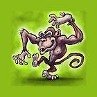 Monkey by Kevin Middleton