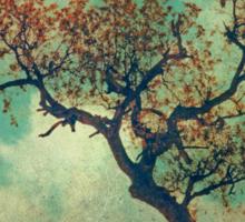 Vintage Rusty Tree Sticker