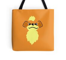 Flat growlithe Tote Bag