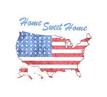 America Home Sweet Home by ArtVixen