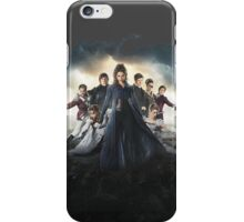 Pride and Prejudice and Zombie The Movie iPhone Case/Skin