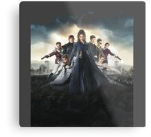 Pride and Prejudice and Zombie The Movie Metal Print