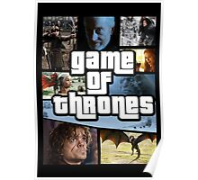grand game of thrones  Poster