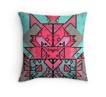 She robot Throw Pillow