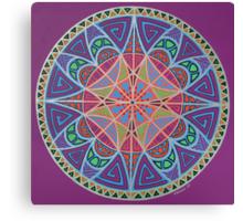 Alignment Mandala Canvas Print