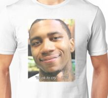 """Its Ok To Cry"" - Lil B Unisex T-Shirt"
