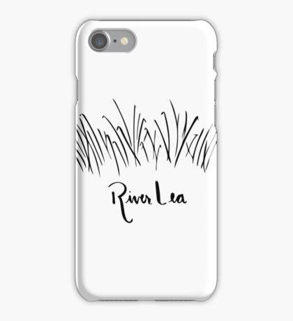 River Lea iPhone Case/Skin