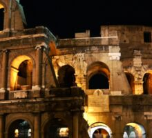 Roman Coliseum Sticker