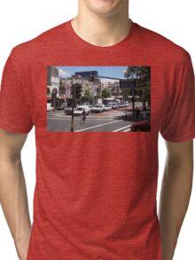 Towards Taylor Square Tri-blend T-Shirt