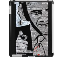 Collateral Vivtims iPad Case/Skin