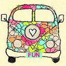 Fun by Sharon Poulton