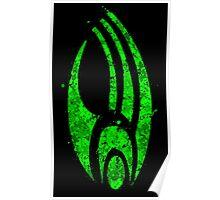 Star Trek - Borg Emblem Poster