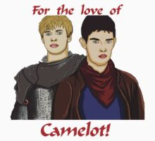 Merlin: For the love of Camelot! by LittleTGee
