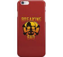 Breaking Mortal Kombat Bad  iPhone Case/Skin