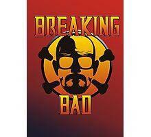 Breaking Mortal Kombat Bad  Photographic Print