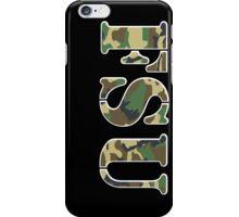 FSU Camo iPhone Case/Skin
